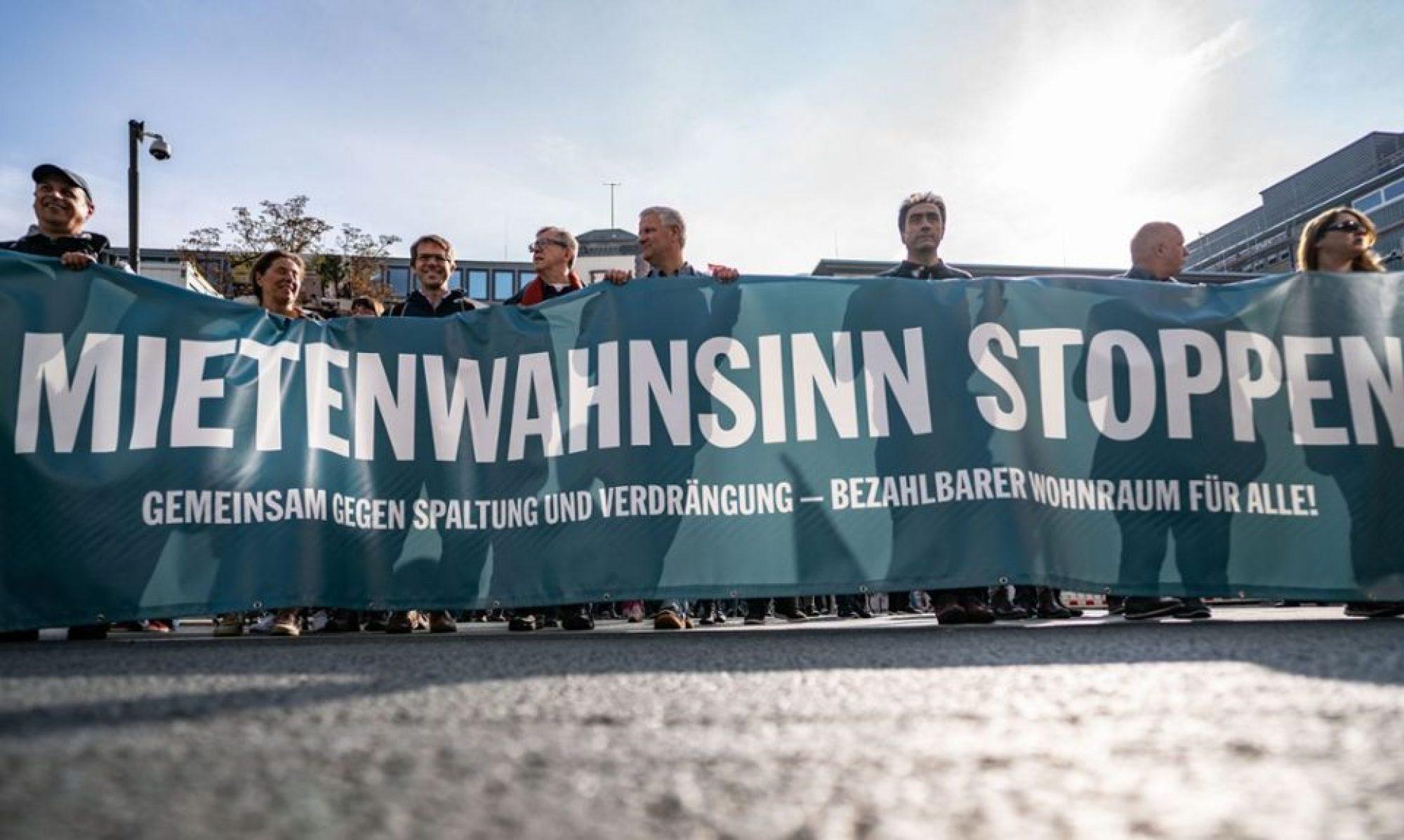 Mietenwahnsinn und Verdrängung stoppen - Trier